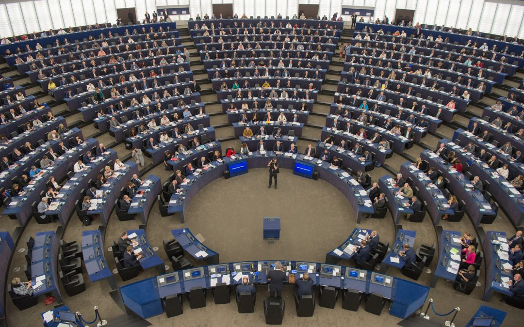 European Parliament voted the partial agreement on Horizon Europe