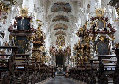 Klosterkirche Sankt Mariä Himmelfahrt der ehemaligen Zisterzienserabtei Neuzelle