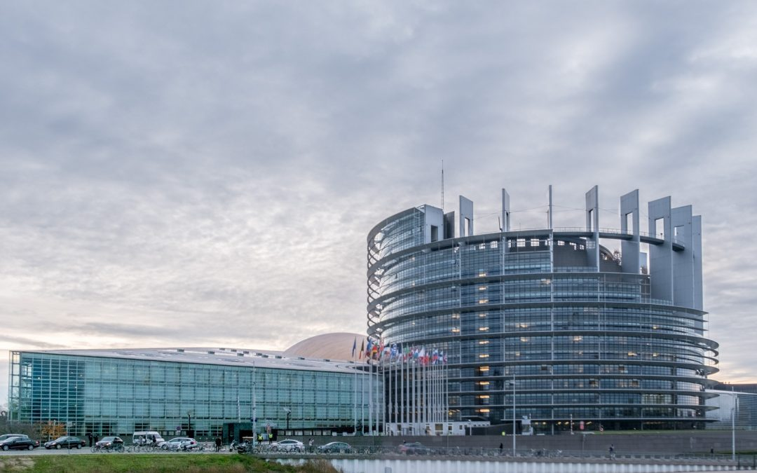European Parliament position on Horizon Europe published