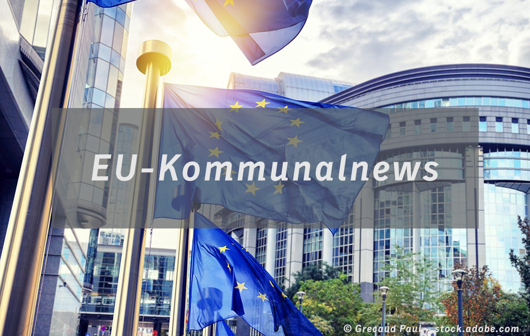EU-Kommunalnews Juli 2019