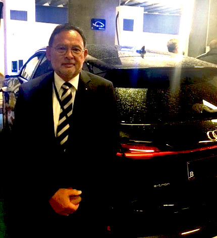 Marinus van Greuningen, Head of Service at European Parliament, People Transport Unit