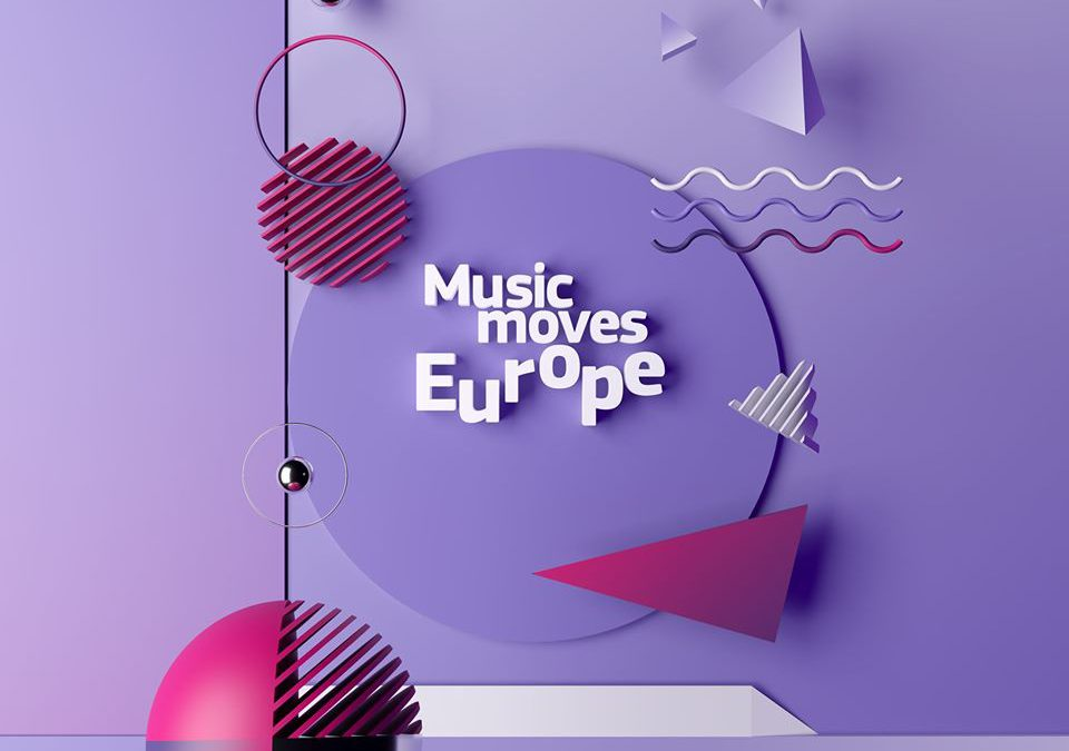 Ausschreibung / Call for proposals – Music Moves Europe