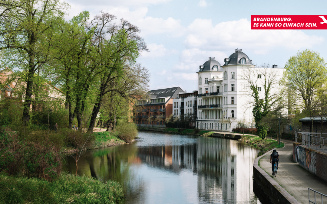 """Tolle Initiative: Einer der schönsten Orte für flexibles Arbeiten: """"Home-Office Brandenburg"""""""
