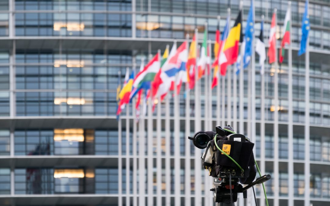 Agenda plenary session from 10th-13th September 2018, Strasbourg