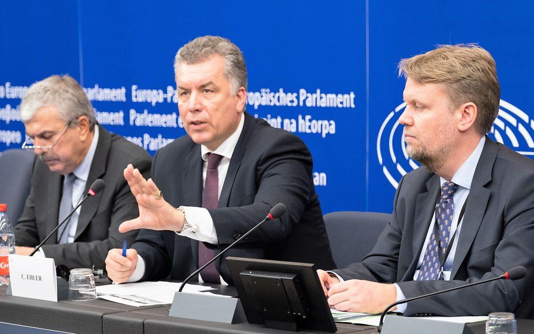 Plenarabstimmung zum neuen Forschungsrahmenprogramm Horizon Europe