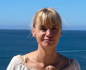Stina Sandgren, former interpreter at the European Parliament