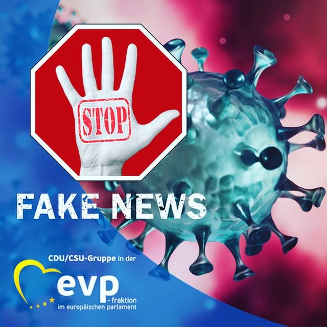 Fake-News rund um das Coronvirus
