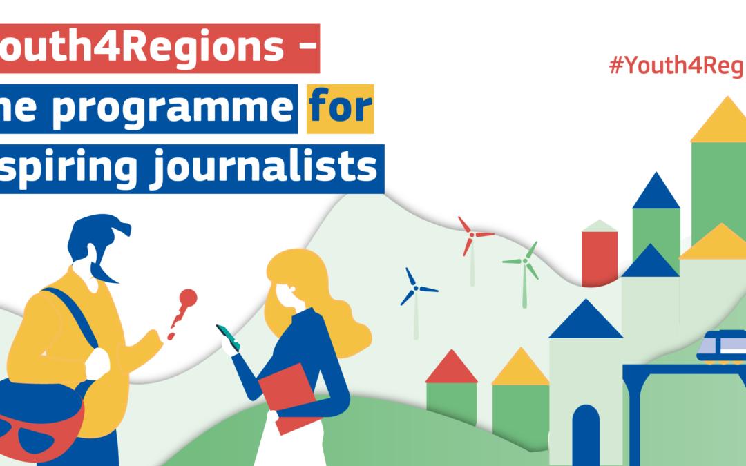 #Youth4Regions – Wettbewerb für junge Journalisten