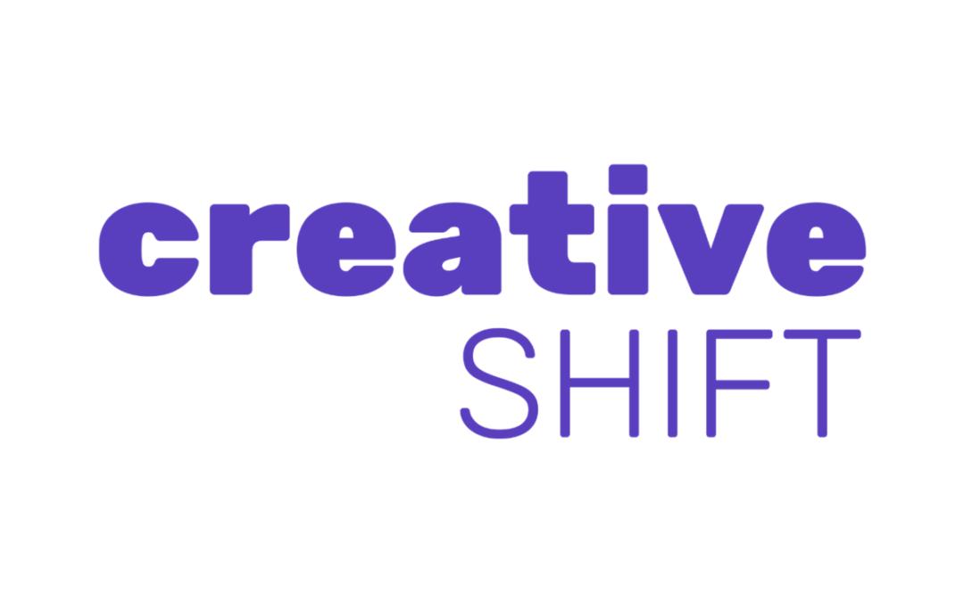 CREATIVESHIFT: Ein vielversprechendes Pilotprojekt geht an den Start