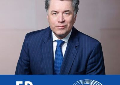 EP-Gespräch mit Dr. Christian Ehler zu EU Forschungsförderprogrammen